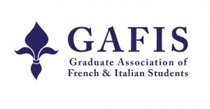Logo of the Graduate Association of French & Italian Students at the University of Wisconsin-Madison